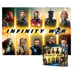 1000피스 직소퍼즐  어벤져스 인피니티 워 컬렉션 4