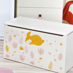 토끼숲 (S715) 그래픽스티커