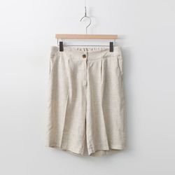 Linen French Chic Pants - 5부바지