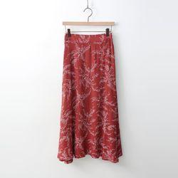 Danang A-line Long Skirt