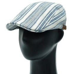 [더그레이]NMH35.멀티 스트라이프 헌팅캡 남성 모자