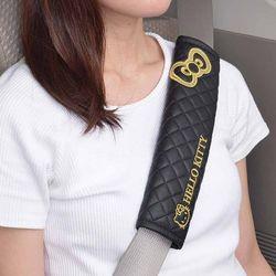 헬로키티 차량 안전벨트 커버 (B G)