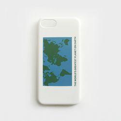하드케이스 더 월드 (아이폰5)