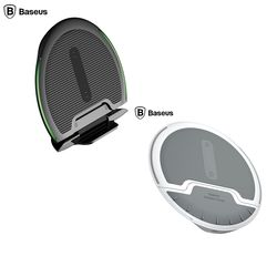 베이스어스 접이식 급속 무선충전기 QC 3.0