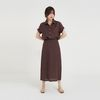 summer linen half shirt (3colors)