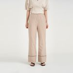 line point linen pants (2colors)
