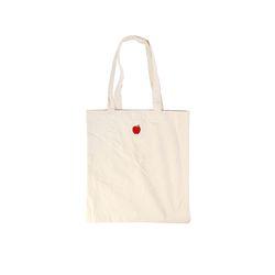[라템] 과즙 팡팡 에코백 사과(AG2O8702OADD)