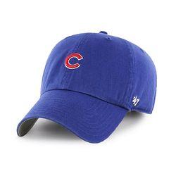 47브랜드 MLB모자 시카고 컵스 로얄 미니로고
