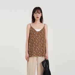 palm tree sleeveless (3colors)
