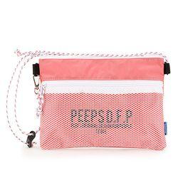 [핍스] PEEPS bright sacoche bag(coral)
