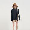 linen boxy knit (5colors)