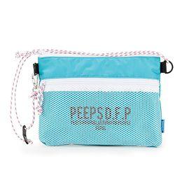 [핍스] PEEPS bright sacoche bag(sky blue)