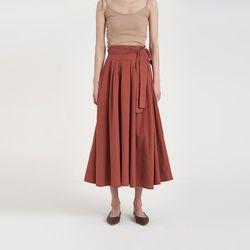 linen hula skirt (3colors)