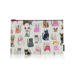 Cool Cats Pouch (Large)