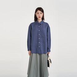 look linen shirt (6colors)