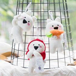 베이비 액션 토끼 마스코트 (선택 3종)