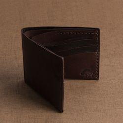 No.8 Wallet - Malbec