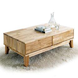 아덴 원목 1150 서랍형 거실 소파 테이블