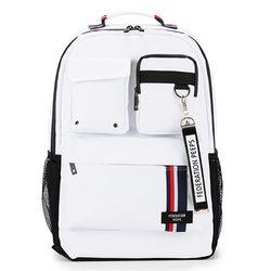 [핍스] PEEPS magnum backpack(white)