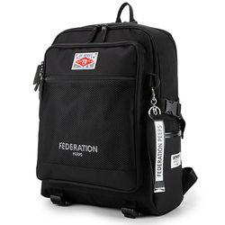 PEEPS federation backpack(black)