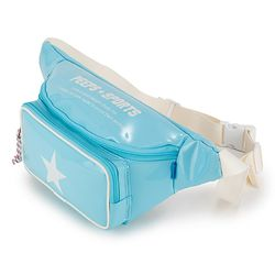 [핍스] PEEPS pop pop waist bag(blue)