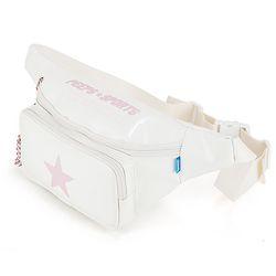 [핍스] PEEPS pop pop waist bag(ivory)