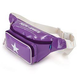 [핍스] PEEPS pop pop waist bag(violet)