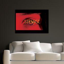strange - A3 인테리어 메탈액자