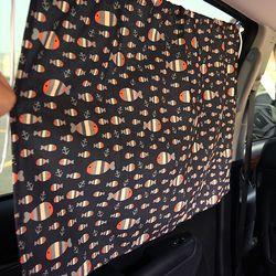 범블리 일반형(큐방2개) 햇빛가리개