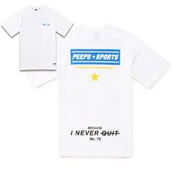 [핍스] PEEPS never quit SST(white)