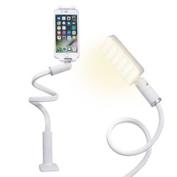 LED 핸드폰 자바라거치대 L-holder SLED 맥스퍼