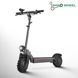 나노휠 전동킥보드 DUAL FURY (40km 13Ah 배터리)