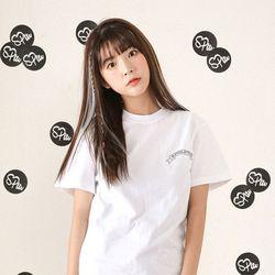 슈퍼레이티브 - LOVE POOL 반팔 - 7J-5068 - 3컬러