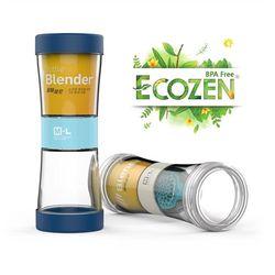 BPA FREE 에코젠 블렌더 보틀 국내산 물병