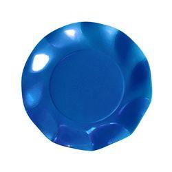 종이접시 솔리드 컬러 접시 (UJ)