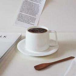 노빌타 화이트 커피잔세트 신혼그릇 집들이선물
