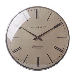 토마스켄트 그리니치 무소음벽시계 40cm 앤틱메탈