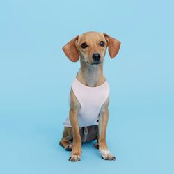 민소매 티셔츠 - 핑크