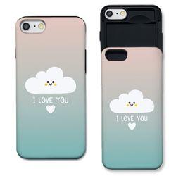 [노트8 노트5] Lovely Cloud 민트로즈 S3027H