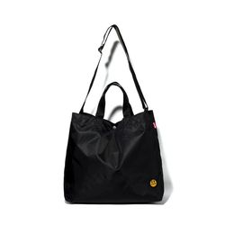 [TE X MNW] 2WAY BAG - BLACK