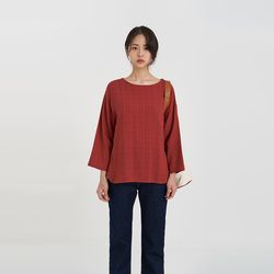 may rip blouse (3colors)