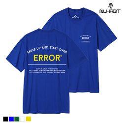 뉴해빗 - error - 8s-7045 - 나염반팔
