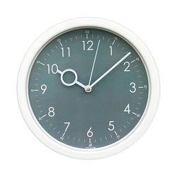무소음카나벽시계240다크그린