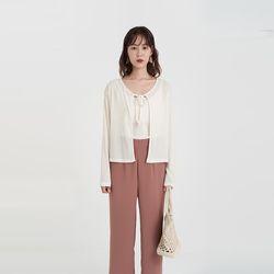 pick cardigan set (4colors)