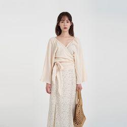basic lap blouse (2colors)