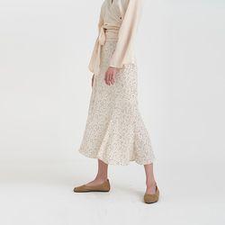 rolly dot skirt (2colors)