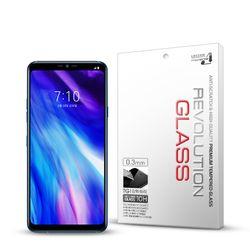 (2매) 레볼루션글라스 0.3T 강화유리필름 LG G7플러스