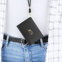 나리나리 목걸이 카드지갑 (LSB1806CW040)