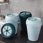데오큐브캔 4.5L 탈취항균 쓰레기통 (음식물쓰레기통)