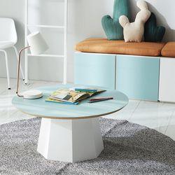 레이어스 8각 원형 테이블 (H350)